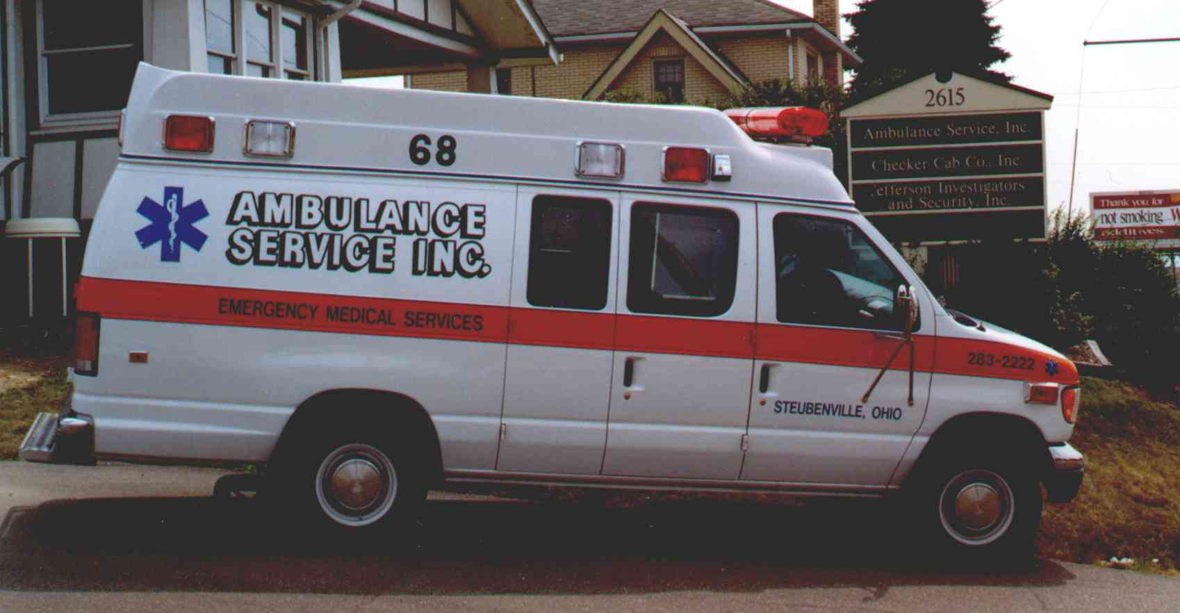 Ambulance Service, Inc